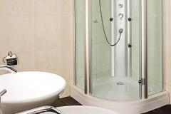 Kunst und Sünde Suite Badezimmer